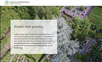 Multimediastory Genossenschaft Kölner Friedhofsgärtner